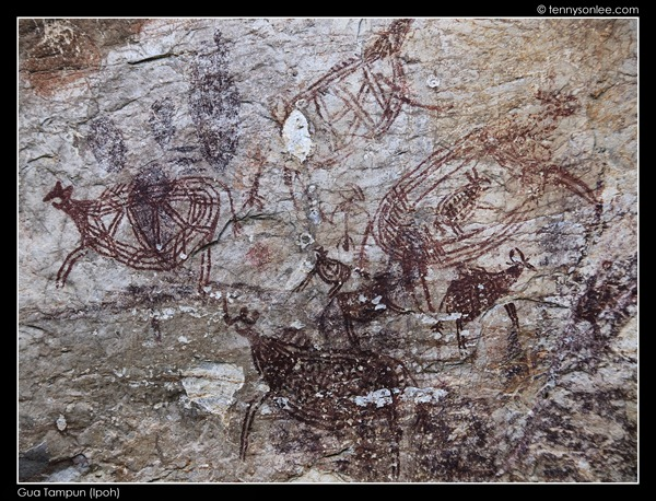 Gua Tambun Prehistoric Paintings (4)
