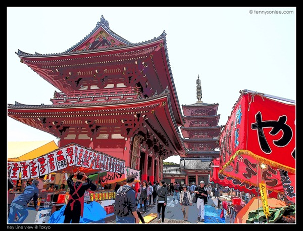 Key Line views at Asakusa (5)