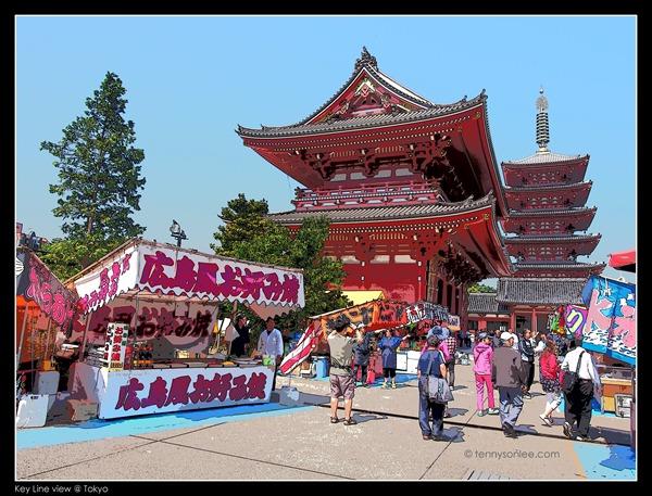 Key Line views at Asakusa (7)