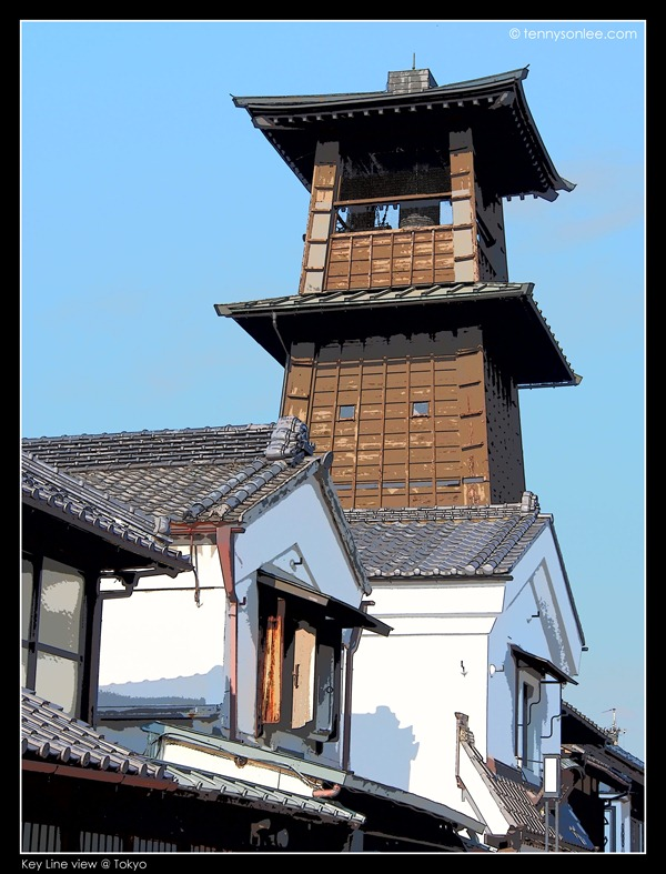 Key Line views at Kawagoe (2)