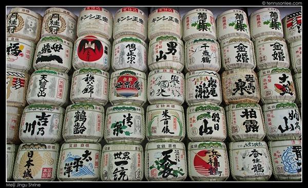 Meiji Jingu Shrine (1)