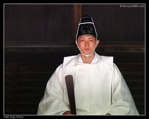 Meiji Jingu Shrine (2)