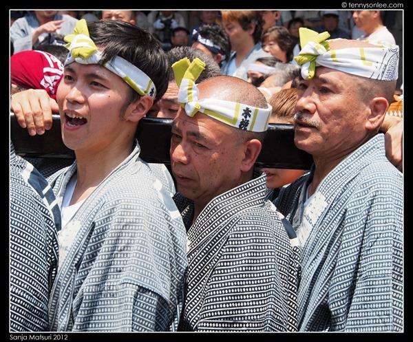 三社祭神轿 Sanja Matsuri Mikoshi (10)