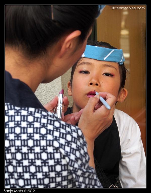 三社祭 Sanja Matsuri Preparation (6)