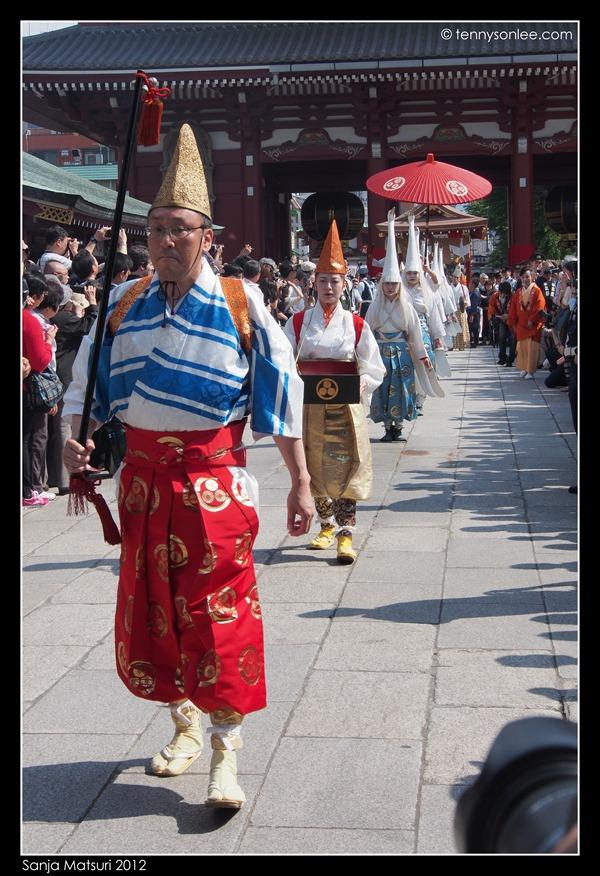 三社祭 Sanja Matsuri procession (7)