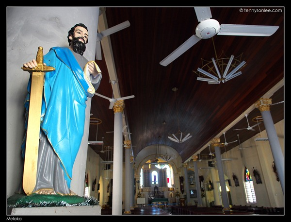 St Peter's Church Melaka