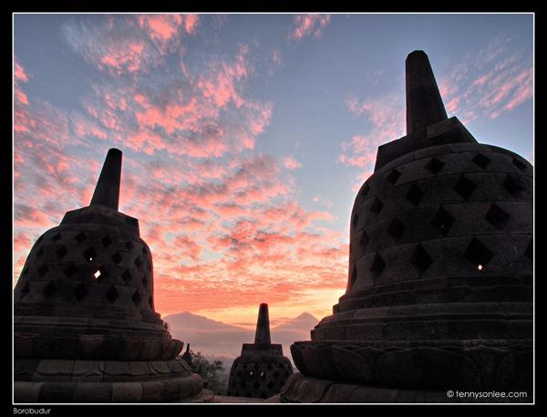 Borobudur Sunrise (3)