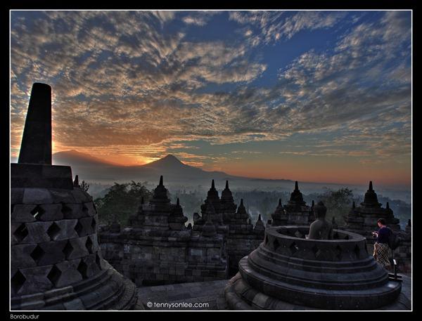Borobudur Sunrise (5)