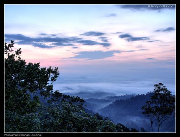 Sunrise on Panorama Hill (1)