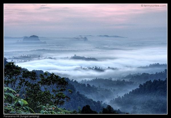Sunrise on Panorama Hill (2)