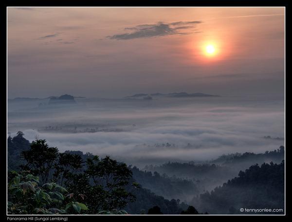 Sunrise on Panorama Hill (4)