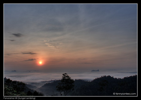 Sunrise on Panorama Hill (5)