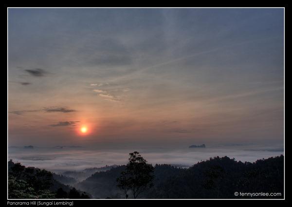 Sunrise on Panorama Hill (5)