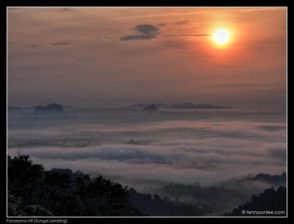 Sunrise on Panorama Hill (8)