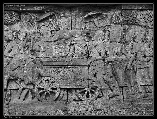 Borobudur reliefs (11)