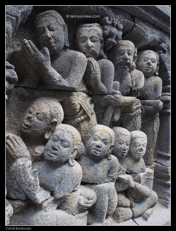 Borobudur reliefs (12)