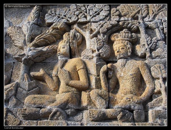 Borobudur reliefs (13)