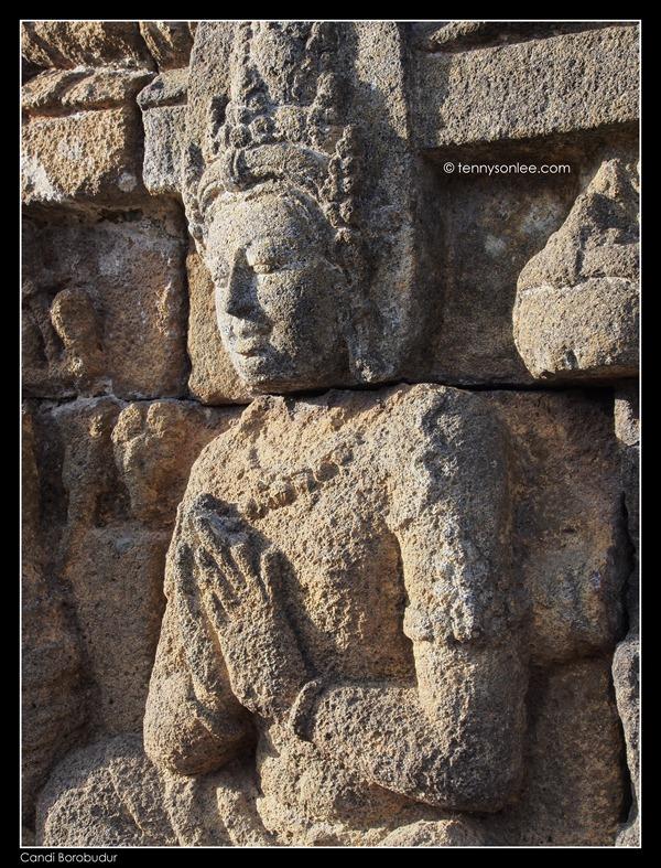 Borobudur reliefs (4)