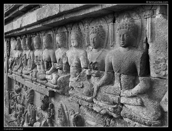 Borobudur reliefs (5)