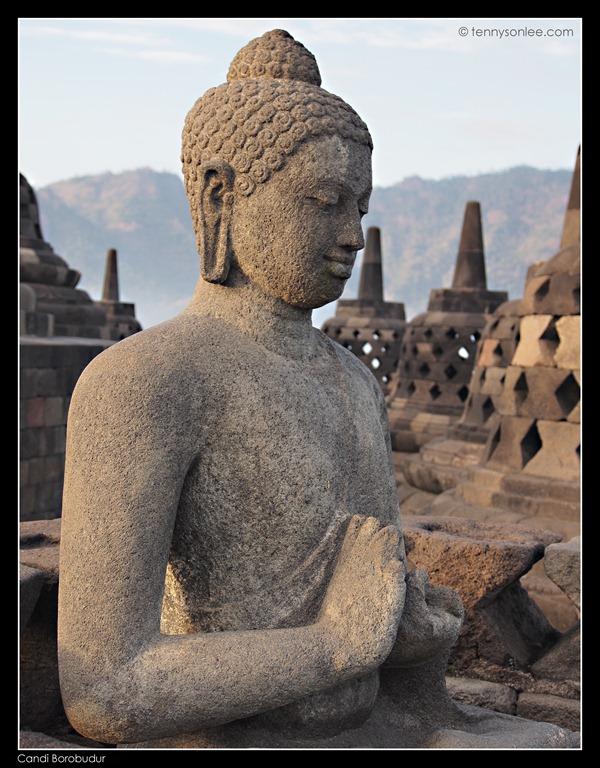 Borobudur stupas (5)