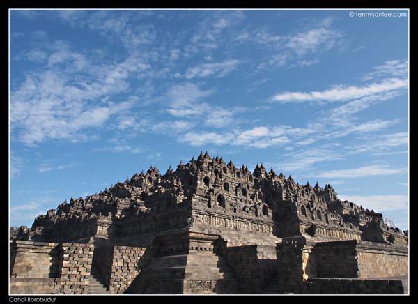 Borobudur stupas (7)