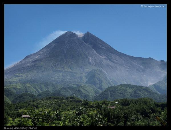 Mount Merapi (2)