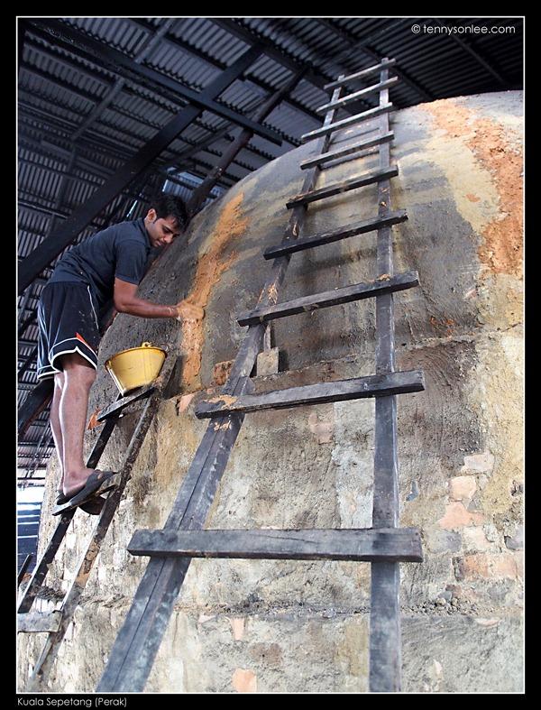 Kuala Sepetang Charcoal Factory (4)