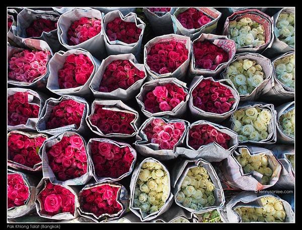 Pak Khlong Talat Flower Market (3)