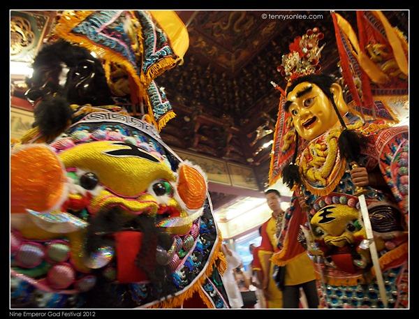 Ampang Nine Emperor God Festival 安邦南天宫九皇爷诞 2012 (13)