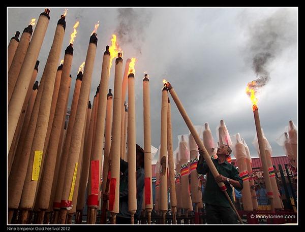 Ampang Nine Emperor God Festival 安邦南天宫九皇爷诞 2012 (1)