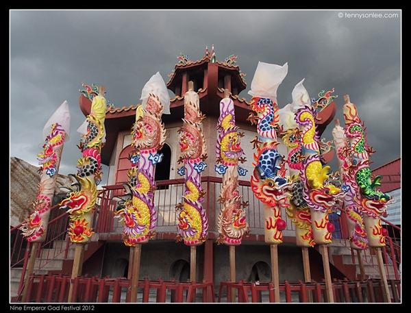 Ampang Nine Emperor God Festival 安邦南天宫九皇爷诞 2012 (2)