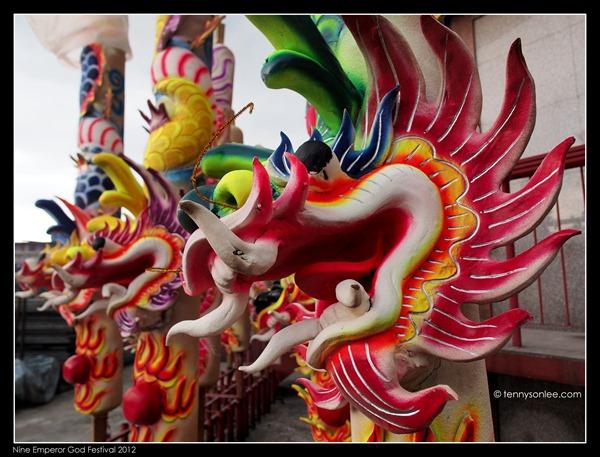 Ampang Nine Emperor God Festival 安邦南天宫九皇爷诞 2012 (3)