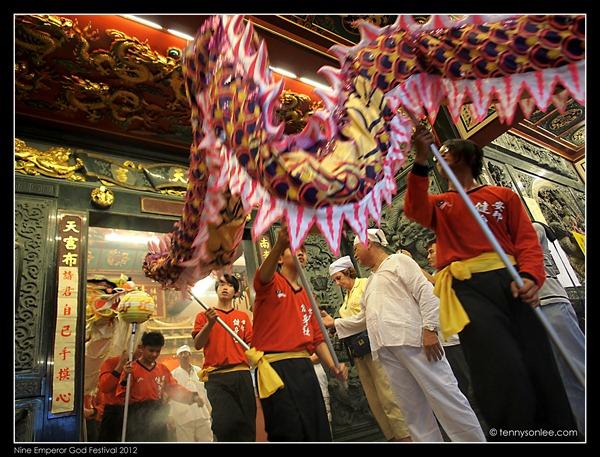 Ampang Nine Emperor God Festival 安邦南天宫九皇爷诞 2012 (7)