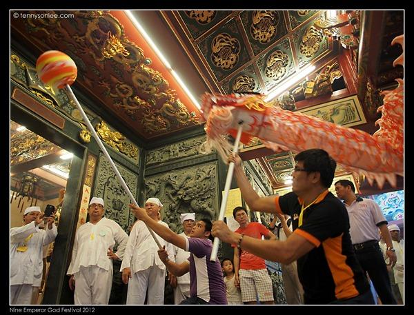 Ampang Nine Emperor God Festival 安邦南天宫九皇爷诞 2012 (8)