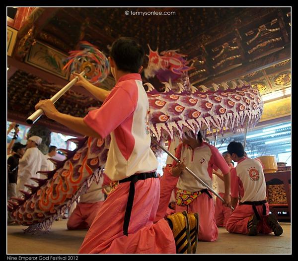 Ampang Nine Emperor God Festival 安邦南天宫九皇爷诞 2012 (9)