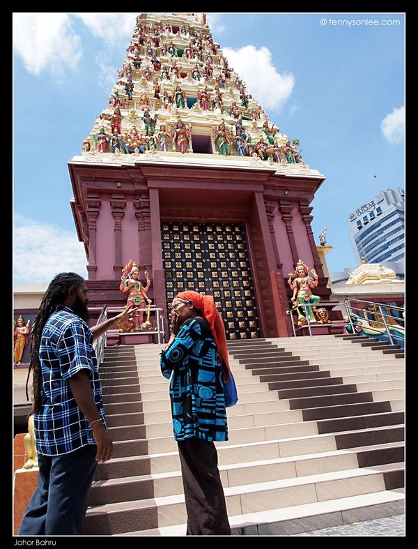 Arulmigu Rajamariamman Devasthanam Temple