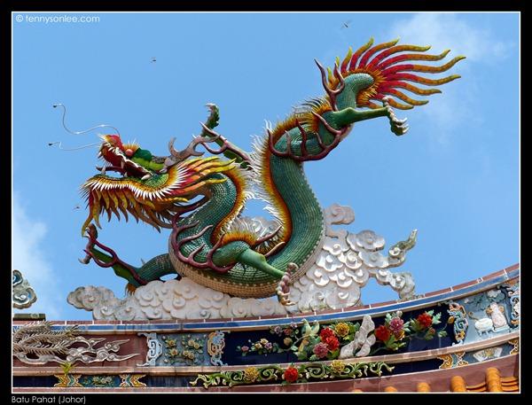 Batu Pahat Chinese Temple 柔佛州峇株吧辖白沙浮建南寺 (4)