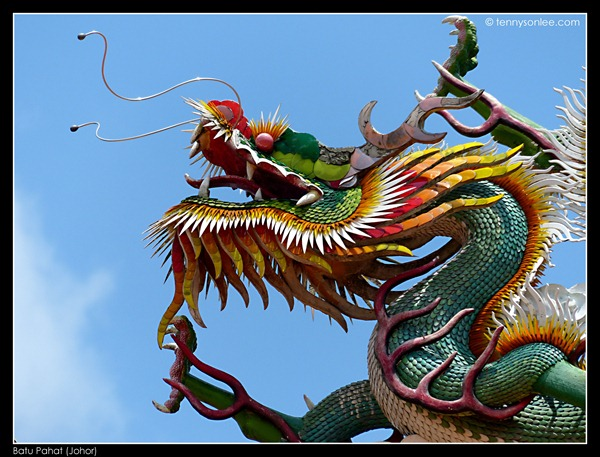 Batu Pahat Chinese Temple 柔佛州峇株吧辖白沙浮建南寺 (5)