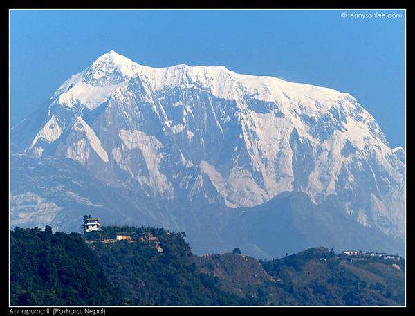 Annapurna III 7555m