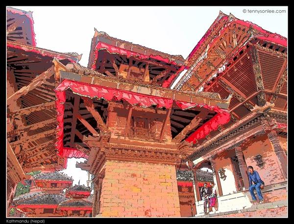 Hanuman Dhoka Durbar Square Kathmandu (1)
