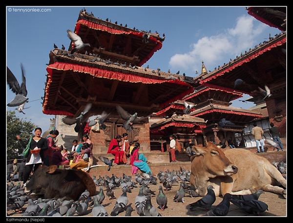 Hanuman Dhoka Durbar Square Kathmandu (2)