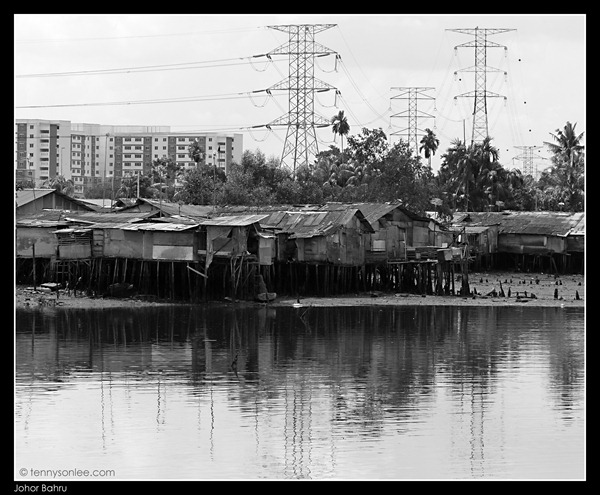 Johor Bahru Sungai Teberau