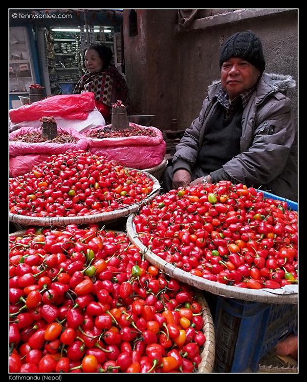 Kathmandu Wet Market (10)