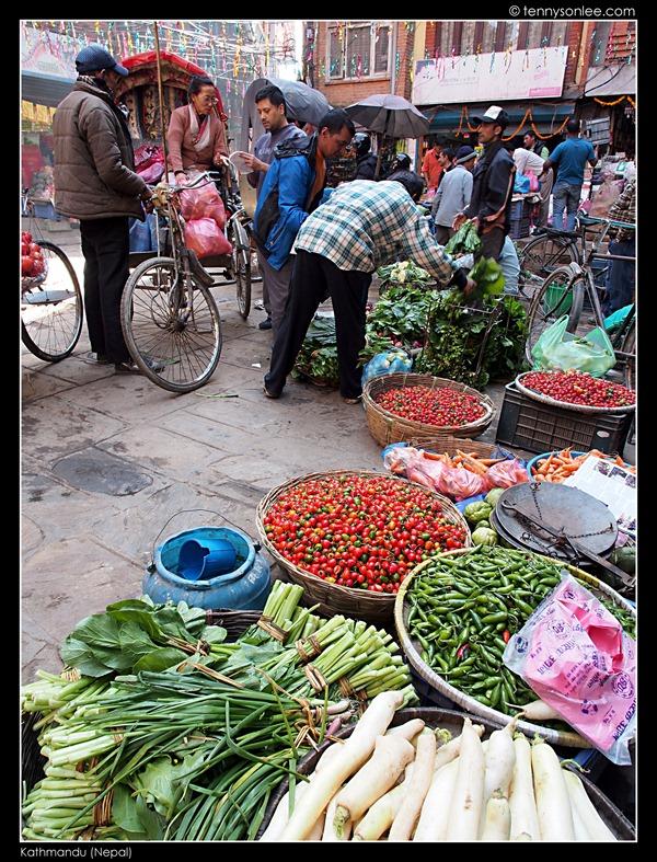 Kathmandu Wet Market (1)