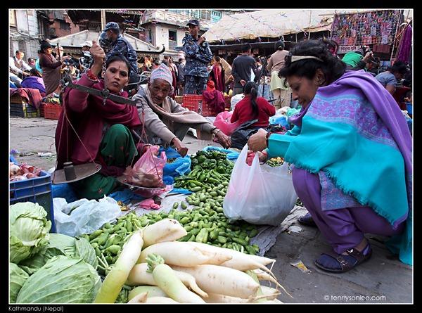 Kathmandu Wet Market (2)