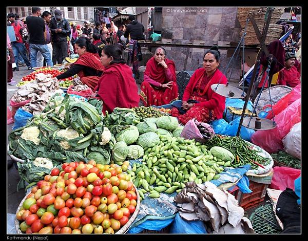 Kathmandu Wet Market (4)
