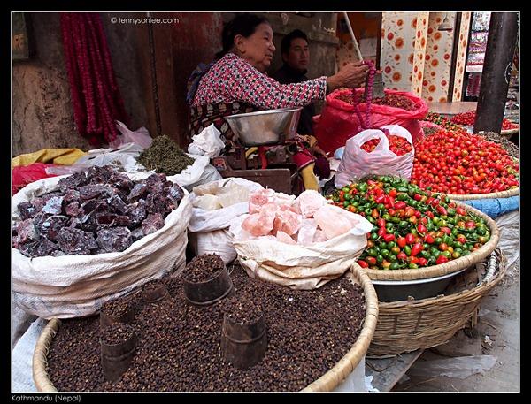 Kathmandu Wet Market (5)