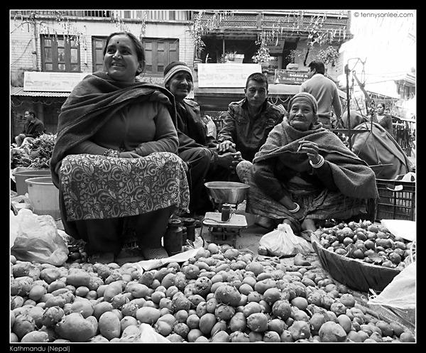 Kathmandu Wet Market (9)