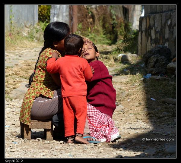 Nepali Children (1)