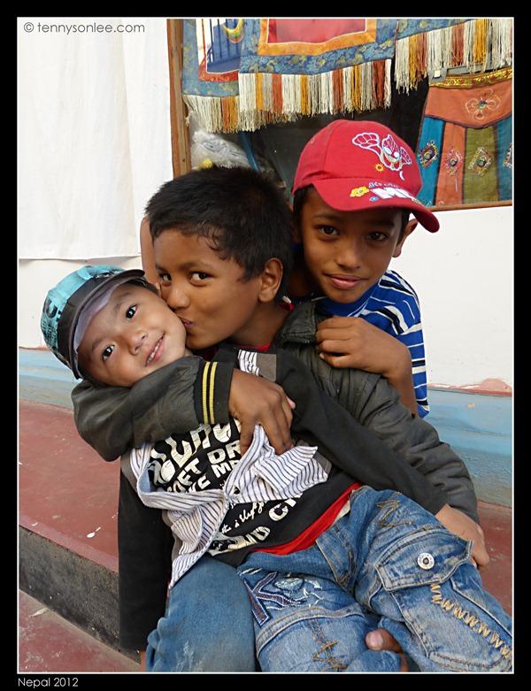 Nepali Children (2)